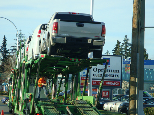 Saskatchewan truck auto shipping with SHIP MY RIDE
